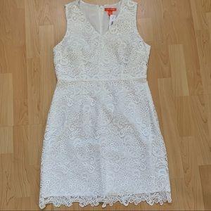 New White Lace Joe Fresh Dress